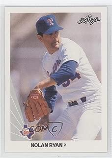 Nolan Ryan (Baseball Card) 1990 Leaf - [Base] #21
