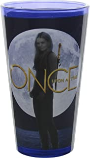 Once Upon a Time Emma Swan Pint Glass