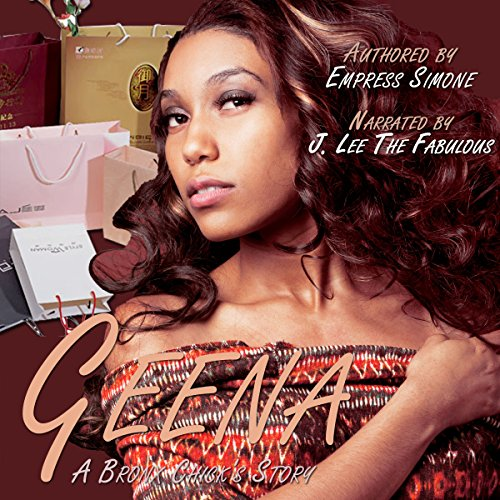 Geena audiobook cover art