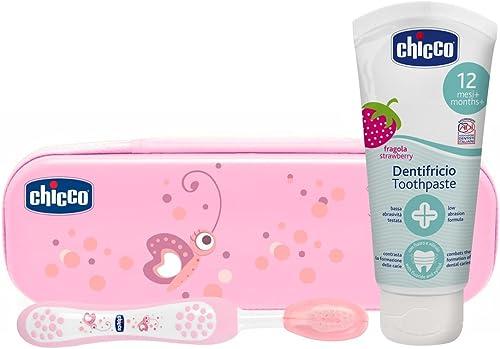 Chic Set Cuidado Oral Fluor 6-36M Rosa