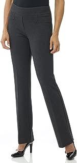 Women's Secret Figure Pull-On Knit Bootcut Pant w/Tummy...