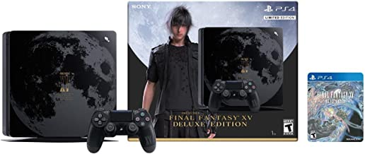 PlayStation 4 1TB Final Fantasy XV ‑ limited Edition Bundle