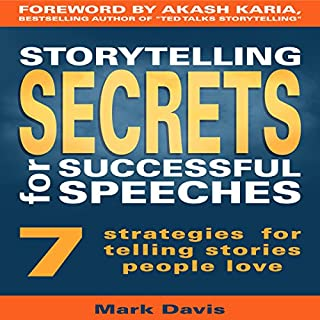 Storytelling Secrets for Successful Speeches cover art