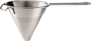 Rösle Stainless Steel Conical Strainer, Wire Handle, 5.5-inch