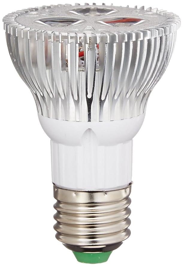 Lemonbest? Energy Saving 9W PAR20 LED Bulb Spotlight Flood E27 Base Cool White 6000K 110V