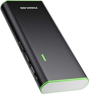 faf9dce6 POWERADD Batería Externa Power Bank 10000mAh (3 USB,5V 2A, Más 2.5A