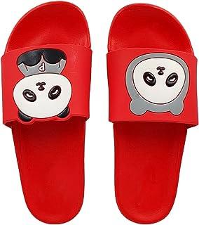 Pampy Angel Panda Women's Flip Flops Slides Back Open Household Comfortable Slippers