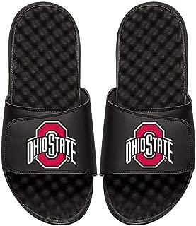 ISlide Ohio State University Buckeyes Slides Primary Sandals