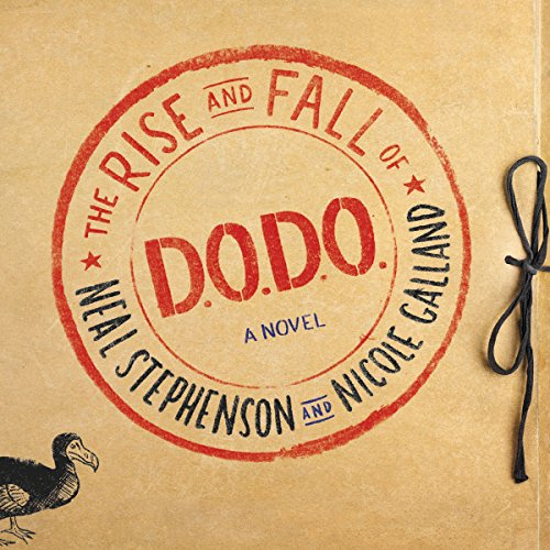 The Rise and Fall of D.O.D.O.  By  cover art