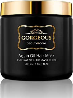 Qgorgeous Masqunitense Thick Hair Mask 500ml or 16.9 oz, Authentic And Fresh