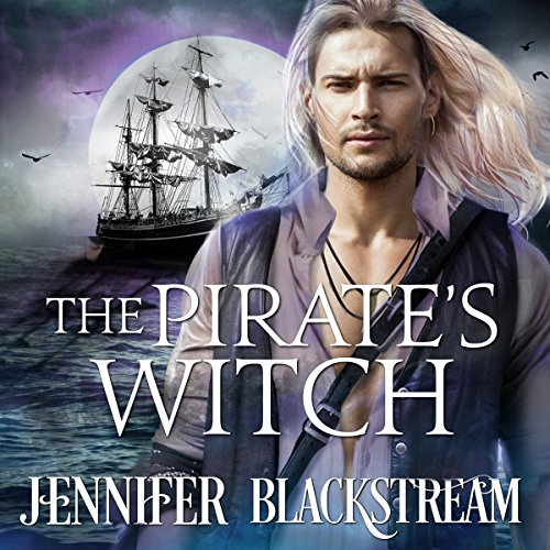 The Pirate's Witch audiobook cover art