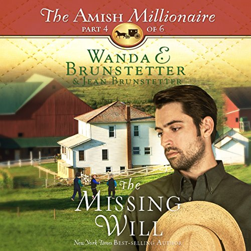 The Missing Will cover art
