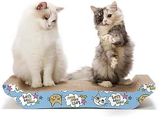 猫壱(necoichi) バリバリ ベッド® L 猫柄