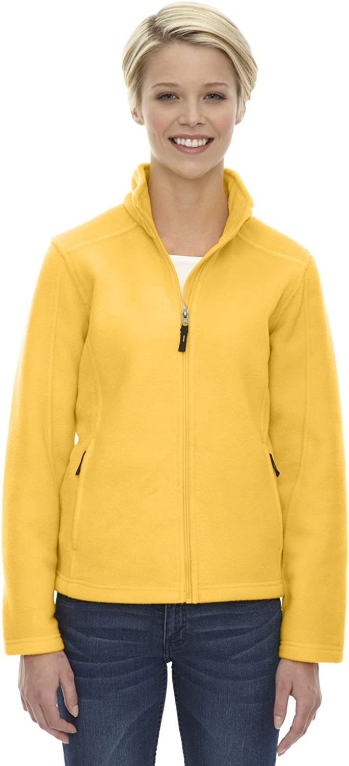 Details about  /Core 365 Womens 100/% polyester Anti-Pill Journey Fleece Jacket 78190