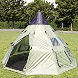 BEST CHOICE PRODUCTS TEEPEE CAMPING TENT