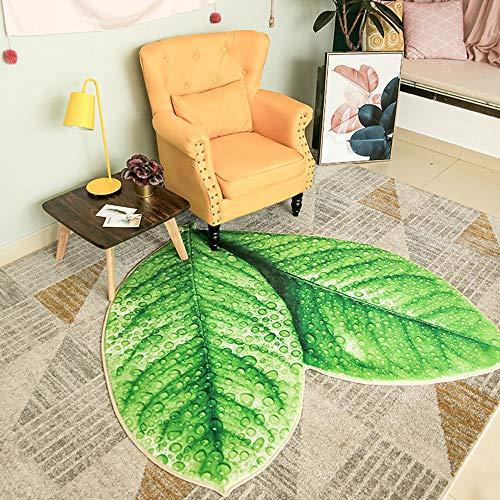 Chickwin deurmat buiten binnen, flanel binnen onregelmatige nordic simulatie bloemenprint wasbaar anti-slip ingang matten tapijt tapijten voor thuis keuken badkamer kinderen slaapkamer