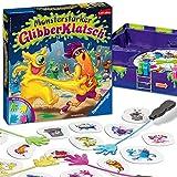 Ravensburger Kinderspiel Monsterstarker Glibber-Klatsch, Gesellschafts- und Familienspiel, für...