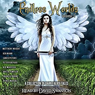 Endless Worlds Volume II audiobook cover art