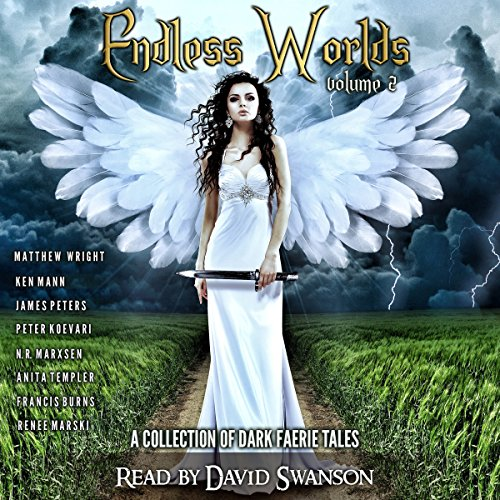 Endless Worlds Volume II audiobook cover art
