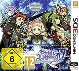 Etrian Odyssey V Beyond the Myth - Nintendo 3DS [Importación alemana]