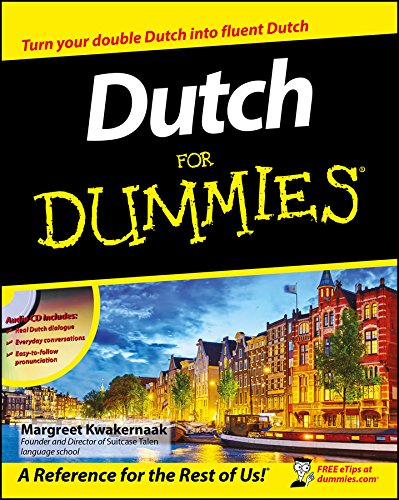 Compare Textbook Prices for Dutch For Dummies 1 Edition ISBN 8601404631429 by Kwakernaak, Margreet
