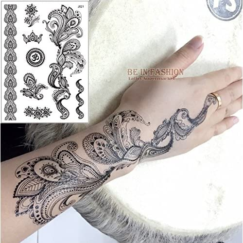 Temporary Tattoos: Buy Temporary Tattoos Online at Best Prices in ...