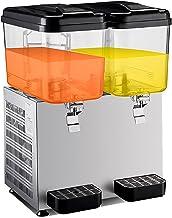 Machine à jus Commerciale Distributeurs Boissons Boissons Froides Chaud et Froid à Double température Automatique Contrôle...