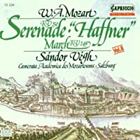 "Mozart: Serenade No.7, KV. ""Haffner"", March in D major, KV.249"