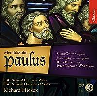 Paulus Op 36 by BEDRICH SMETANA (2009-04-28)