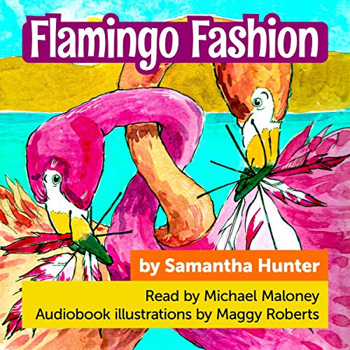 Flamingo Fashion cover art