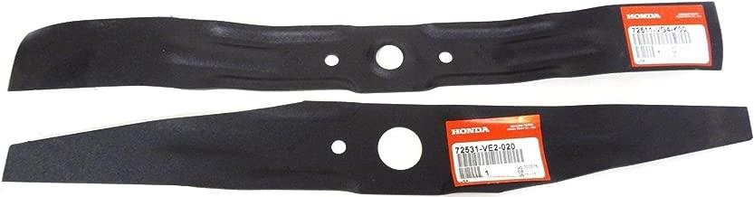 Honda HRT Blade Kit 72531-VE2-020, 72511-VG4-K00