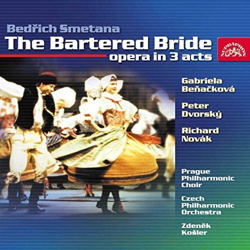 Gabriela Beňačková, Peter Dvorský, Richard Novák, Zdeněk Košler, Czech Philharmonic, Prague Philharmonic Choir & Bedřich Smetana