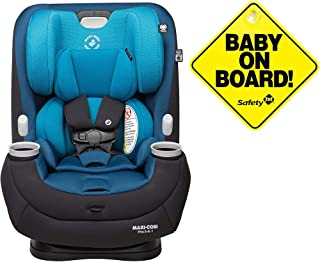 Maxi-Cosi Pria 3-in-1 Convertible Car Seat - Harbor Side with Baby on Board Sign