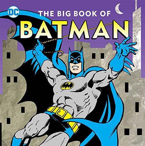 The Big Book of Batman (23) (DC Super Heroes)