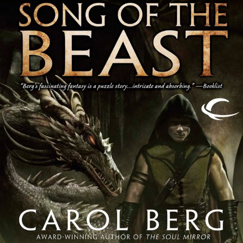 Song of the Beast audiobook cover art