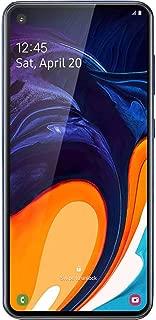 Samsung Galaxy A60 Dual SIM 128GB 6GB RAM 4G LTE, Color DAYBREAK BLACK