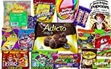 XXL Süßigkeiten Paket aus aller Welt - 21 Teile - USA   Spanien   Niederlande   Deutschland