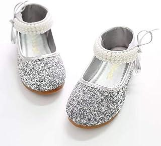 Candykidsガールズ ドレス シューズ 女の子 ピアノ 発表会 フォーマル 靴 滑り止め
