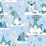 Pingianer 11,99€/m 100x160cm 100% Baumwolle Weihnachten