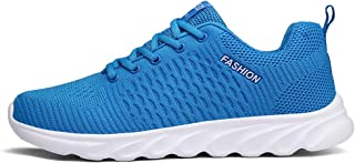 Ahico Running Shoes Men Air Cushion Mens Tennis Shoe Lightweight Fashion Walking Sneakers Breathable Athletic Training Sport