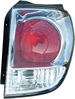 Fits 2001-2003 Lexus RX300 Rear Tail Light Passenger Side Assembly Unit LX2801104 body mounted - replaces 81551-48020