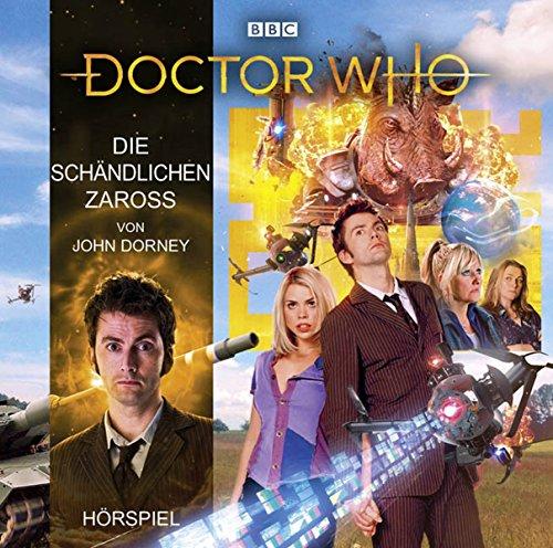 Doctor Who - Die schändlichen Zaross (Hörspiel)
