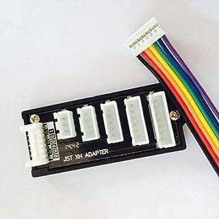 Blackfell B6AC A6充電器用2S-6S RCリポバッテリー充電バランス充電アダプタ拡張ボードパラレル充電プレート