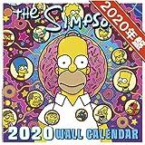 シンプソンズ 2020年 カレンダー LPサイズ 壁掛け The SIMPSONS バート ホーマー リサ マージ マギーグッズ かわいい 子供部屋 アメキャラ キャラクター インテリア ポスター
