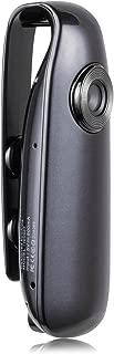 Lenofocus Mini Body Camera 1080P Full HD Hidden Spy Cameras Portable Pocket Clip Wearable Camera Video Recorder Small Sport DV DVR Dash Camera for Car Bicycle Home Office Security