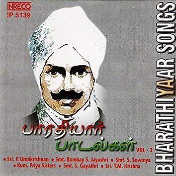 Bharathiyaar Songs Vol. 3