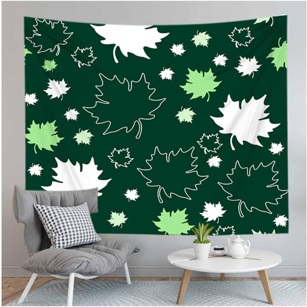 Tapestry by FDCYFFS Maple Leaf Limited time Lowest price challenge sale Decorat Home Room Living