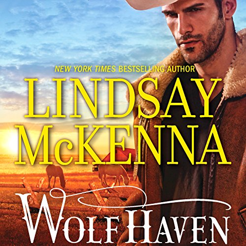 Wolf Haven audiobook cover art
