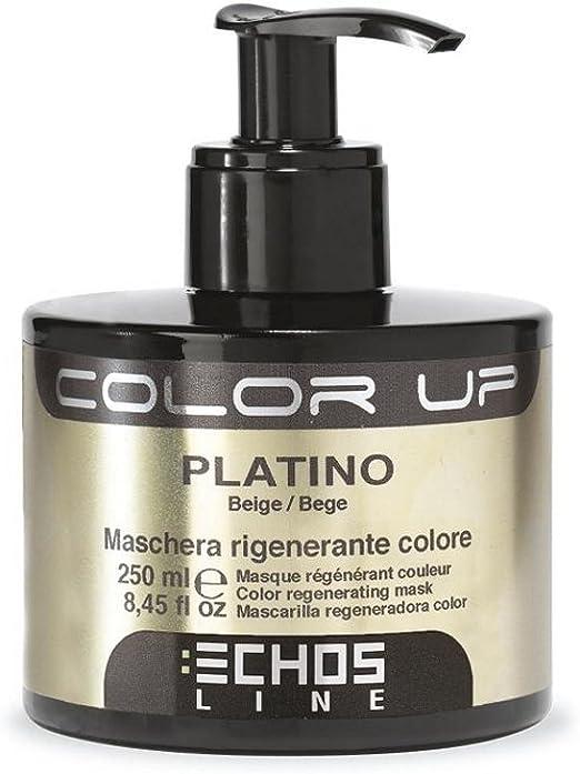 Color Up Echos - Mascarilla regenerante rojo
