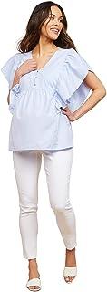 Motherhood Maternity Women's Maternity Super Stretch Secret Fit Belly Ankle Skinny Work Pant